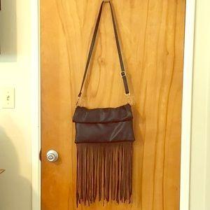 Boho shoulder bag/purse